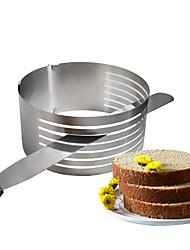 abordables -Outils de cuisson Alliage d'aluminium Nouvelle arrivee / Ustensile de Cuisine / Creative Kitchen Gadget Gâteau / Pour Ustensiles de cuisine Moules à gâteaux 1pc