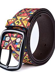 cheap -Unisex Vintage Alloy Skinny Belt Stylish
