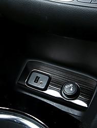 Недорогие -автомобильный центр стека охватывает DIY автомобильных интерьеров для Chevrolet все годы равноденствия металла