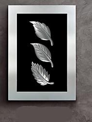 economico -Ad olio Decorazioni da parete,Legno Materiale con cornice For Decorazioni per la casa Cornice Salotto Interno