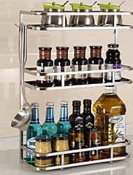 cheap -Stainless Steel Easy to Use Creative Kitchen Gadget Cookware Holders 1pc Kitchen Organization