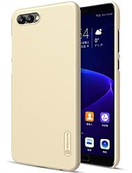 economico -Custodia Per Huawei Honor View 10(Honor V10) Honor 9 Lite Effetto ghiaccio Per retro Tinta unica Resistente PC per Huawei Honor 9 Lite