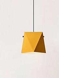 Недорогие -Модерн Подвесные лампы Рассеянное освещение 110-120Вольт 220-240Вольт Лампочки не включены