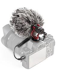 Недорогие -boya by-mm1 3,5-миллиметровый проводной микрофон для iOS android smartphone mac pc ручной компактный конденсатор на микрофоне камеры
