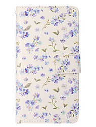 cheap -Case For Apple iPhone X iPhone 8 Plus Card Holder Wallet with Stand Flip Magnetic Full Body Cases Flower Hard PU Leather for iPhone X