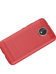cheap -Case For Motorola C plus C Ultra-thin Back Cover Solid Color Soft TPU for Moto Z2 play Moto Z Moto Z Force Moto X4 Moto G5s Plus Moto G5s