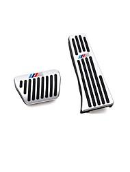 Недорогие -автомобильный Педаль газа Педаль тормоза Всё для оформления интерьера авто Назначение BMW Все года 1 Серия М 2 серии Х4 X6 Серии 7 5-й