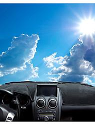 baratos -Automotivo Tapete de painel Tapetes Para Carros Para Nissan 2008 2009 2010 2011 2012 2013 2014 2015 Qashqai
