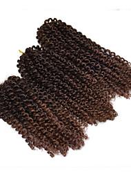 Недорогие -Мали Твист Новое поступление 3шт / уп Спиральные плетенки косы волос Короткие