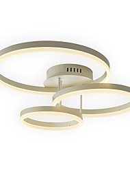 cheap -UMEI™ Flush Mount Ambient Light - LED, 110-120V / 220-240V, Warm White / White, LED Light Source Included / 15-20㎡ / LED Integrated