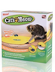cheap -Cat Cat Toy Pet Toys Teaser Variable speed control Plastic For Pets