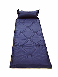cheap -Air Pad / Sleeping Pad Outdoor Camping Inflated Polyester Taffeta Camping / Hiking, Traveling, Outdoor for