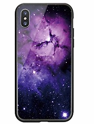 abordables -Funda Para Apple iPhone X iPhone 8 Diseños Funda Trasera Pintura Dura para iPhone X iPhone 8 Plus iPhone 8 iPhone 7 Plus iPhone 7 iPhone