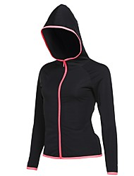 cheap -All Running Shirt - Pink, Grey, Royal Blue Sports Sweatshirt Fitness, Gym, Workout Long Sleeve Activewear Quick Dry