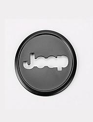 Недорогие -автомобильный Рамка для рулевого колеса Всё для оформления интерьера авто Назначение Jeep 2017 2016 2015 2014 Cherokee Grand Cherokee