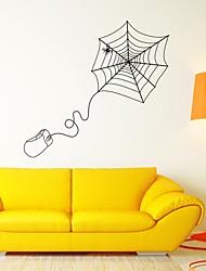 economico -Adesivi murali Adesivi aereo da parete Adesivi decorativi da parete, Vinile Decorazioni per la casa Sticker murale Parete Finestra