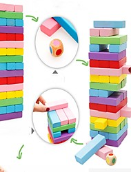 cheap -Building Blocks / Stacking Game / Stacking Tumbling Tower Classic Theme Balance / Parent-Child Interaction Classic / Classic & Timeless