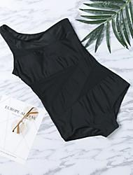preiswerte -Damen Rasche Trocknung Atmungsaktiv Terylen Bikinis Unten Oberteile Schwimmen Strand