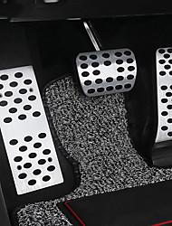 Недорогие -автомобильная педаль тормоза педали тормоза для автомобильных салонов для Mercedes-Benz all years ml gle320 rubber stailess steel