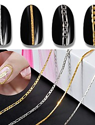 cheap -Jewelry Design Metallic / Accessories / Fashion Daily Chain / Nail Art Design