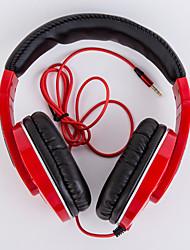 cheap -ditmo DM-2800 Headband Wired Headphones Dynamic Plastic Gaming Earphone Headset