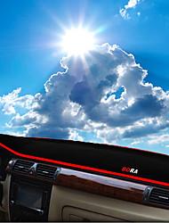 preiswerte -Automobil Armaturenbrett Matte Innenraummatten fürs Auto Für Volkswagen 2008 2009 2010 2011 2012 Bora