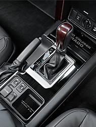 Недорогие -автомобильная коробка передач покрывает diy автомобильные интерьеры для toyota 2016 prado metal