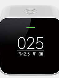 cheap -Xiaomi Smart Air Quality Monitor PM2.5 Detector Black Color
