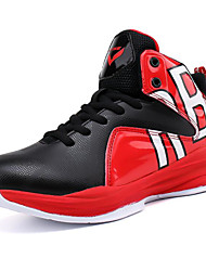 cheap -Boys' Shoes PU(Polyurethane) Spring Comfort Athletic Shoes Basketball Shoes for Black / Red / Blue