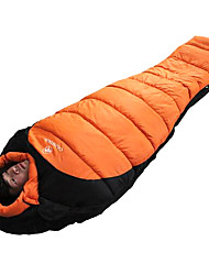 cheap -Sleeping Pad Sleeping Bag Mummy Bag Single 0-15 Hollow Cotton Keep Warm Moistureproof/Moisture Permeability Waterproof Portable Windproof