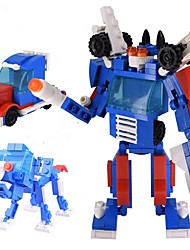 cheap -Robot Building Blocks Toys Classic Theme Special Designed Relieves ADD, ADHD, Anxiety, Autism Parent-Child Interaction Transformable