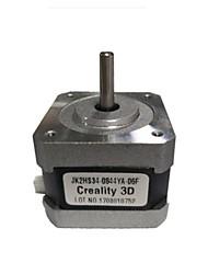 Недорогие -1 шт. / 3 шт. Частей принтера 34 двигатель 2hs34 для шагового двигателя для 3D-принтера