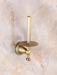 cheap -Toilet Paper Holder Antique Brass 8cm 11cm Toilet Paper Holder