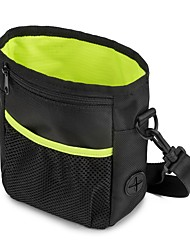 cheap -Cat Dog Backpack Pet Carrier Trainer Adjustable / Retractable Portable Solid Black