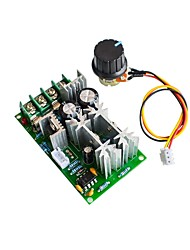 cheap -Dc Motor Governor 12V24V36V48V High Power Driver Module PWM Controller 20A Modulator