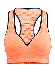 cheap -Women's Medium Support Sports Bras Quick Dry, Moisture Permeability, Breathable Sports Bra / Top for Yoga / Pilates / Exercise & Fitness
