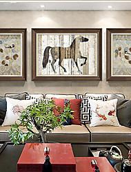economico -Animali Decorazioni da parete,Polistirolo Materiale con cornice For Decorazioni per la casa Cornice Salotto