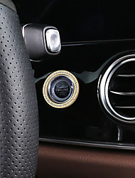 preiswerte -Automobil Zündschalterabdeckung Autoinnenräume zum Selbermachen Für Mercedes-Benz 2017 E300L E200L E Klasse