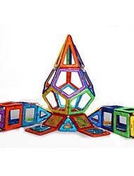baratos -Blocos Magnéticos / Blocos de Construir 45pcs Transformável / Clássico Para Meninos Dom