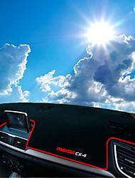 abordables -Automobile Matrice de tableau de bord Tapis Intérieur de Voiture Pour Mazda Toutes les Années CX4