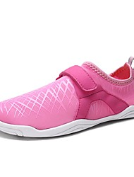 cheap -Women's Shoes Rubber Spring Fall Comfort Athletic Shoes Water Shoes Flat Heel Round Toe for Outdoor Pink Blue Gray Black