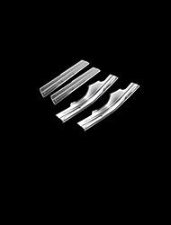 abordables -Automobile Plaques d'éraflures intérieures Gadgets d'Intérieur de Voiture Pour BMW Toutes les Années X4 X3