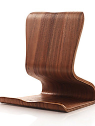 cheap -Desk Tablet mount stand holder Other Universal Gravity Type Wooden Holder