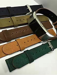 cheap -Watch Band for Fitbit Charge 2 Fitbit Modern Buckle Leather Wrist Strap