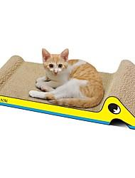 baratos -Gatos Environmental Papél Brinquedo Para Gato Brinquedos para Animais Interativo Camas Papel e Artesanato de Papel Luxo Multi-Côr Preto