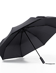cheap -Xiaomi Black Color Umbrella for Sunny and Rainy Days