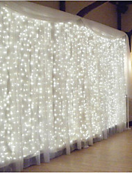cheap -Wedding Party / Evening PVC PCB+LED Wedding Decorations Garden Theme Floral Theme Holiday Houses Music Landscape Romance Wedding New Baby