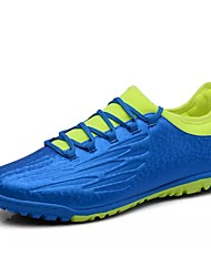 abordables -Homme Chaussures Polyuréthane Printemps / Automne Confort Chaussures d'Athlétisme Football Jaune / Vert / Bleu