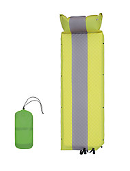 cheap -Inflated Mat Breathability Fitness Travel Professional Flexible Folding Easy to Install Beach Camping / Hiking / Caving Traveling Camping