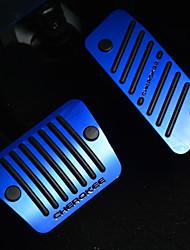 Недорогие -автомобильный Педаль тормоза Всё для оформления интерьера авто Назначение Jeep Все года Cherokee